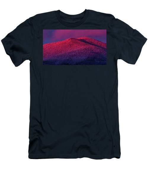 Burke Alpenglow Men's T-Shirt (Athletic Fit)