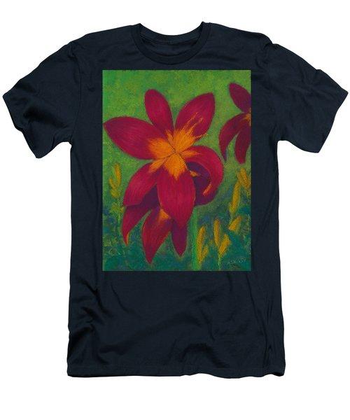 Burst Of Joy Men's T-Shirt (Athletic Fit)