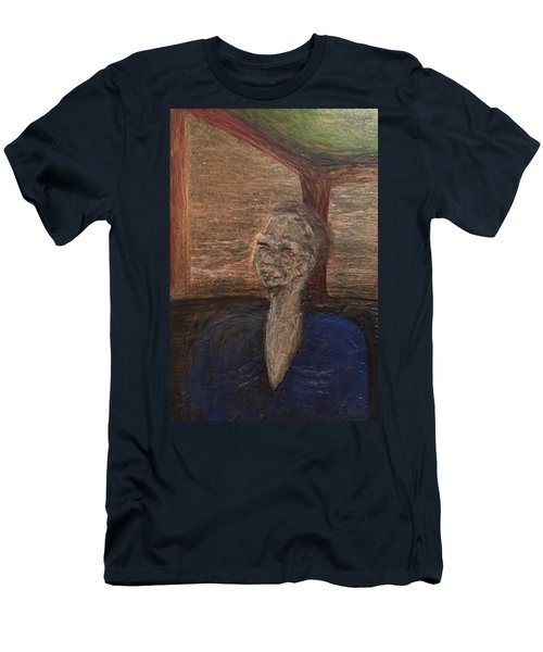 Bus Men's T-Shirt (Slim Fit) by Steve  Hester