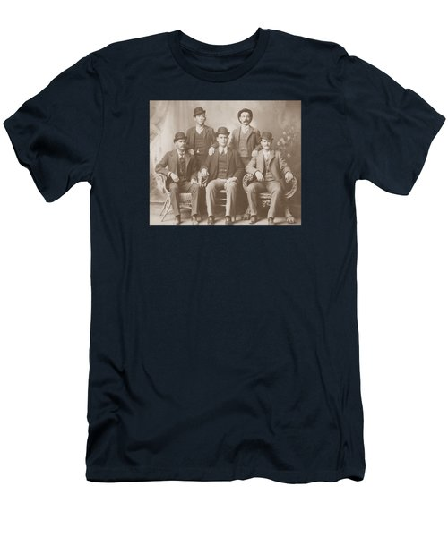 Butch Cassidy - Sundance Kid - Wild Bunch  Men's T-Shirt (Athletic Fit)