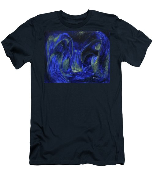 Buzzards Banquet Men's T-Shirt (Athletic Fit)