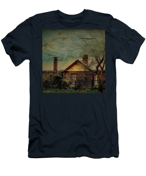 Men's T-Shirt (Slim Fit) featuring the photograph California Dreaming by Wallaroo Images