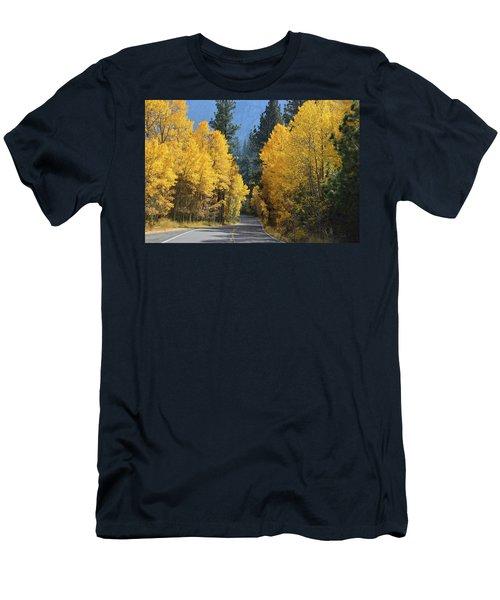 California Gold Men's T-Shirt (Athletic Fit)
