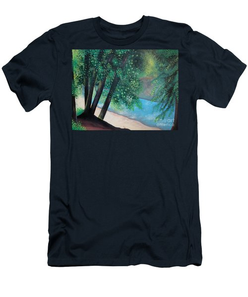 California Magic Men's T-Shirt (Athletic Fit)