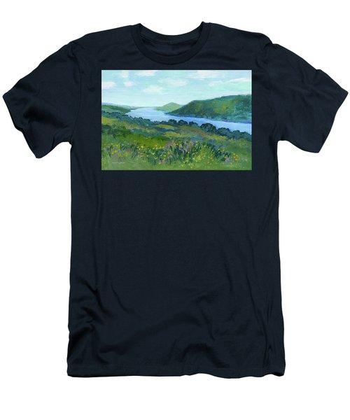 Canandaigua Lake II Men's T-Shirt (Athletic Fit)