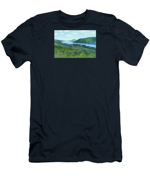 Canandaigua Lake II Men's T-Shirt (Athletic Fit)