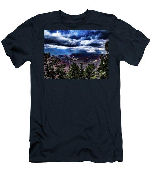 Canyon Rains Men's T-Shirt (Athletic Fit)