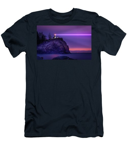 Cape Disappointment Light Men's T-Shirt (Athletic Fit)