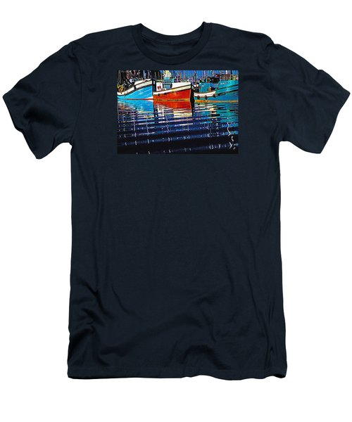 Cape Harbour Men's T-Shirt (Athletic Fit)