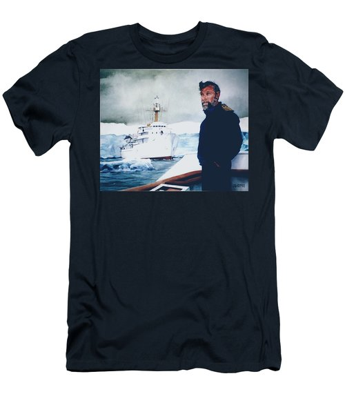Capt Derek Law Men's T-Shirt (Athletic Fit)