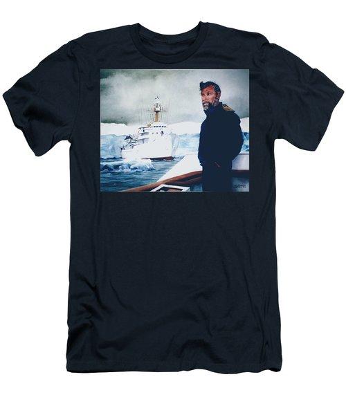 Capt Derek Law Men's T-Shirt (Athletic Fit)