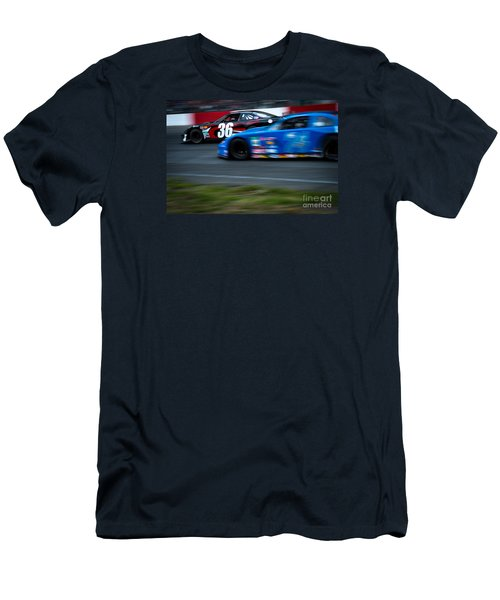 Car 36 In The Lead Men's T-Shirt (Athletic Fit)