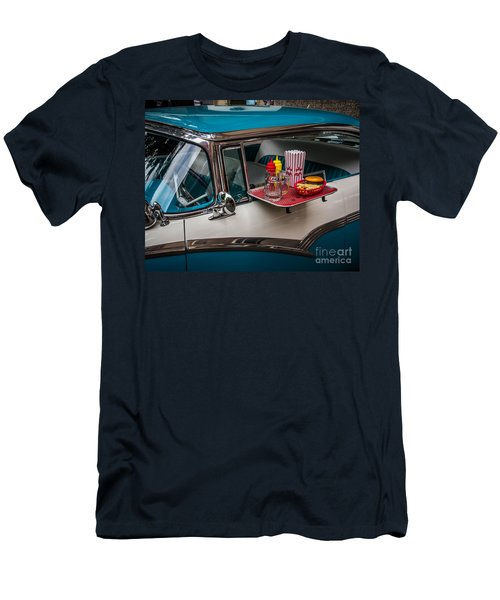 Car Hop Men's T-Shirt (Athletic Fit)