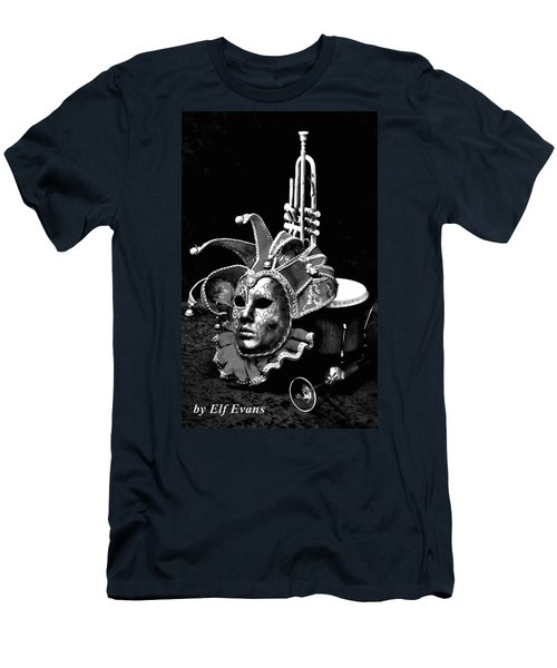 Men's T-Shirt (Athletic Fit) featuring the photograph Carnival Time by Elf Evans