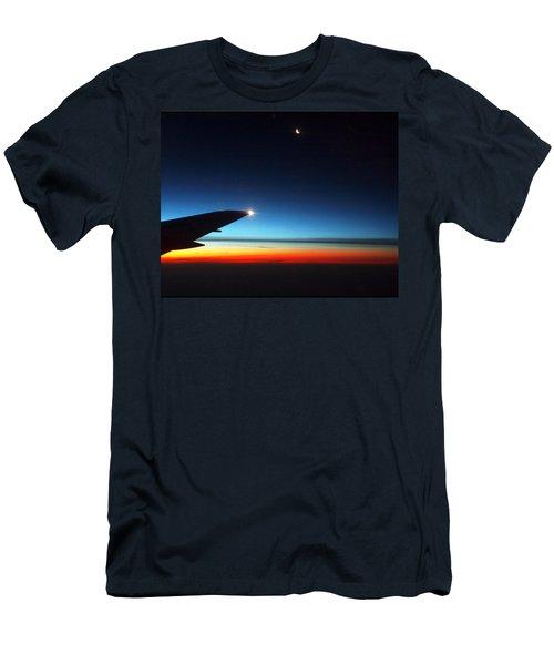 Carolina Sunrise Men's T-Shirt (Athletic Fit)