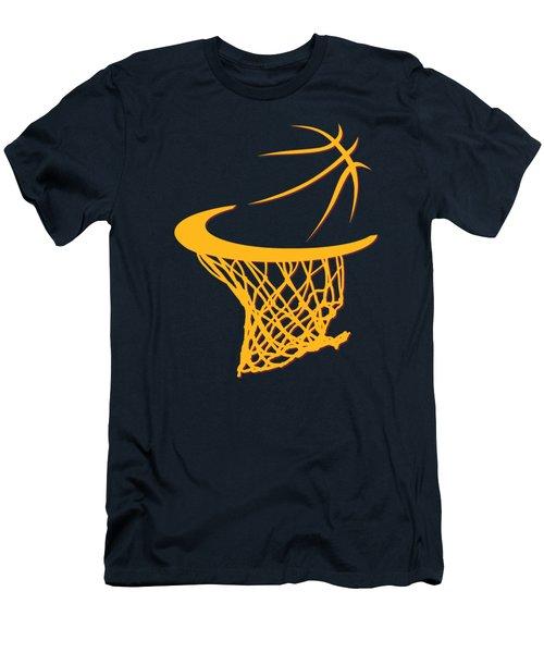 Cavaliers Basketball Hoop Men's T-Shirt (Athletic Fit)