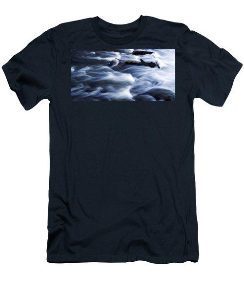 Cedar Creek Rapids Men's T-Shirt (Athletic Fit)