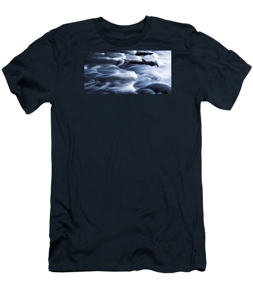 Cedar Creek Rapids Men's T-Shirt (Athletic Fit)