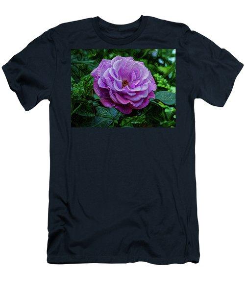 Cell De-vision Men's T-Shirt (Athletic Fit)