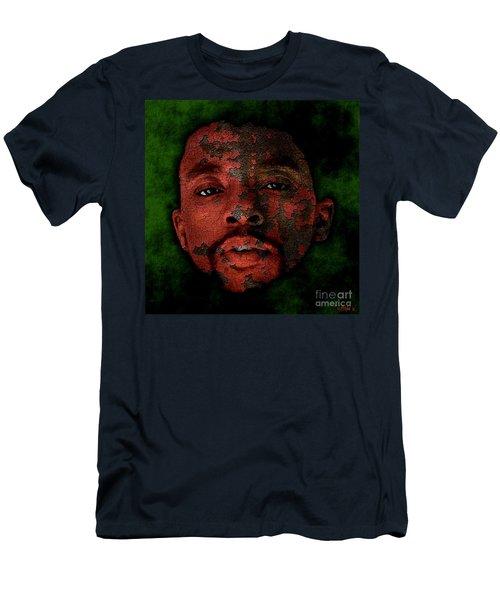 Chadwick Boseman Men's T-Shirt (Athletic Fit)