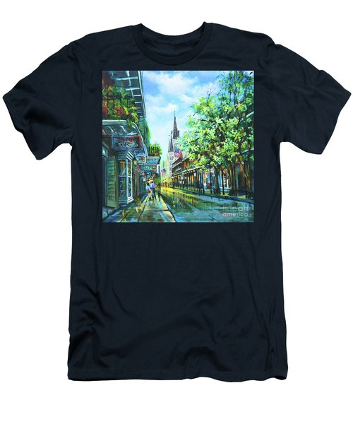 Chartres Afternoon Men's T-Shirt (Athletic Fit)