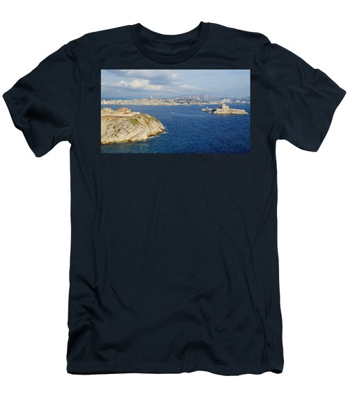 Chateau D'if-island Men's T-Shirt (Athletic Fit)