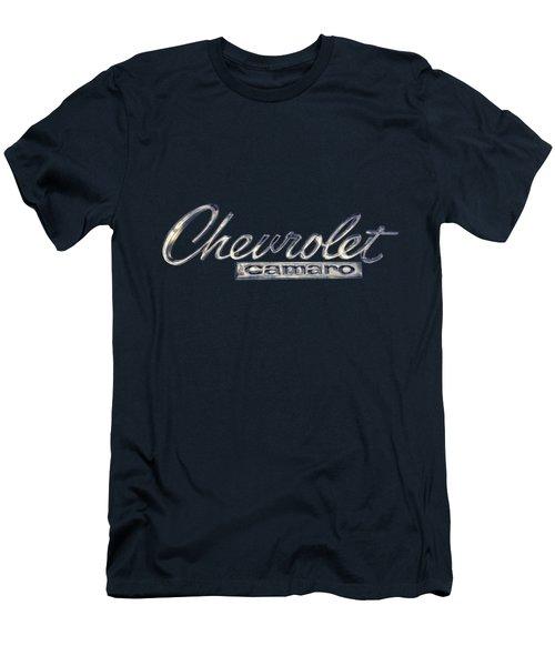 Chevrolet Camaro Badge Men's T-Shirt (Athletic Fit)