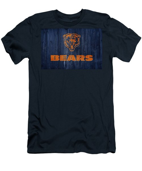 Chicago Bears Barn Door Men's T-Shirt (Athletic Fit)
