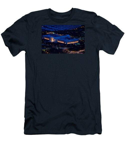 Chicago Field Museum Men's T-Shirt (Athletic Fit)
