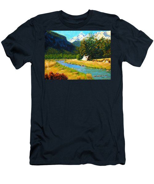 Chinamans Bluff Men's T-Shirt (Athletic Fit)