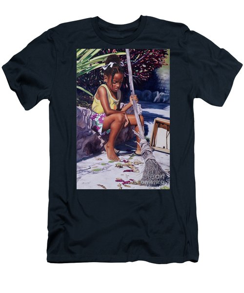 Cinderella II Men's T-Shirt (Athletic Fit)
