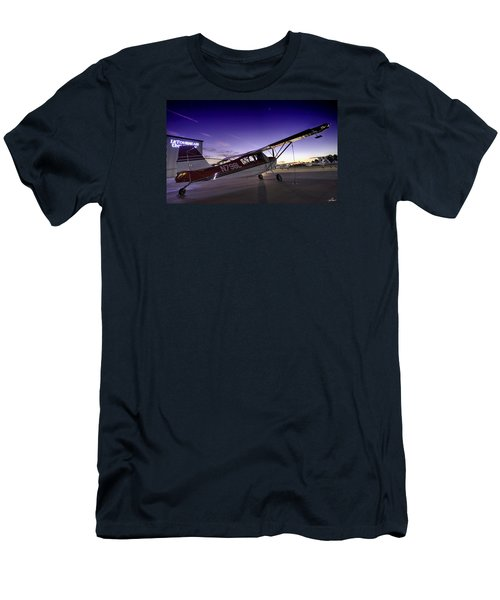 Citabria In The Twilight Of Dawn Men's T-Shirt (Athletic Fit)