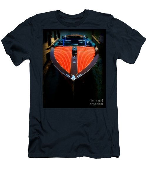Classic Wooden Boat Men's T-Shirt (Athletic Fit)