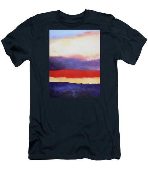 Cloud Layers 4 Men's T-Shirt (Athletic Fit)