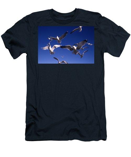 Cnrg0302 Men's T-Shirt (Athletic Fit)