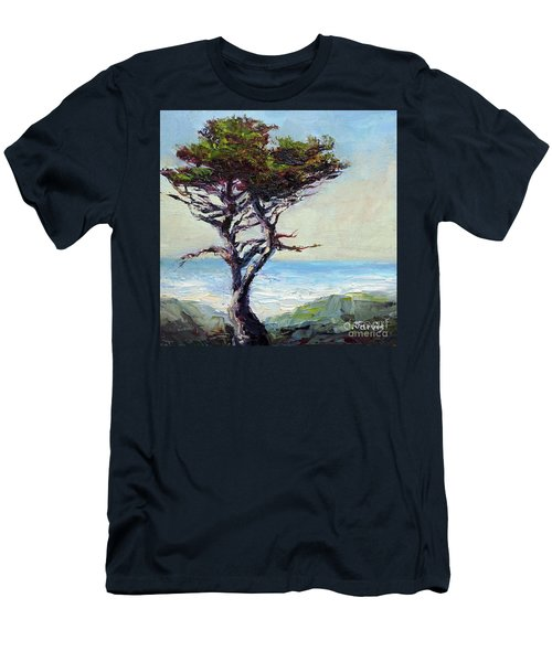 Coast Cypress Men's T-Shirt (Athletic Fit)