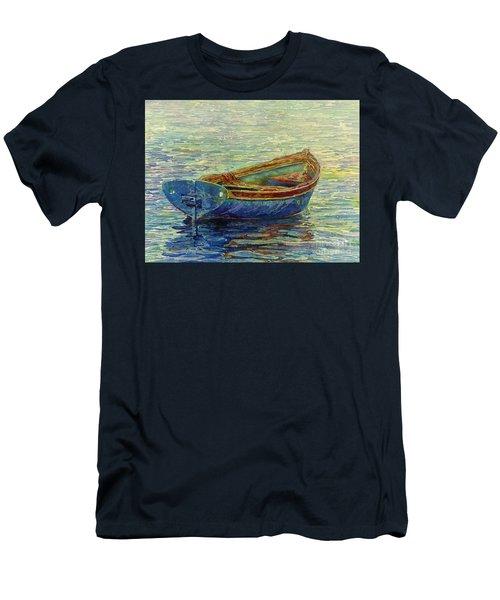 Coastal Lullaby Men's T-Shirt (Athletic Fit)