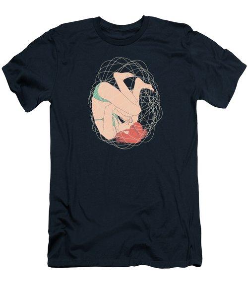 Cocoon Men's T-Shirt (Athletic Fit)