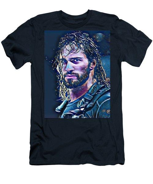 Colby Lopez Portrait Men's T-Shirt (Athletic Fit)