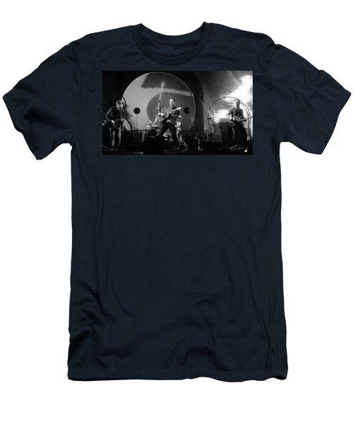 Coldplay12 Men's T-Shirt (Slim Fit) by Rafa Rivas