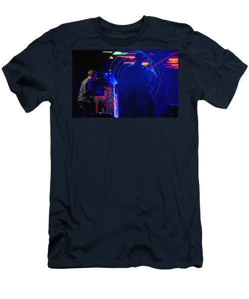 Coldplay2 Men's T-Shirt (Slim Fit) by Rafa Rivas