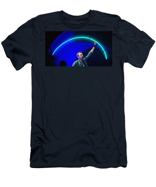Coldplay3 Men's T-Shirt (Slim Fit) by Rafa Rivas