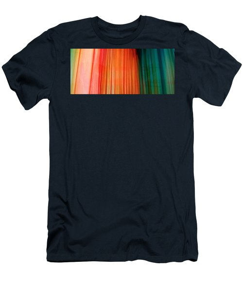 Color Bands Men's T-Shirt (Athletic Fit)