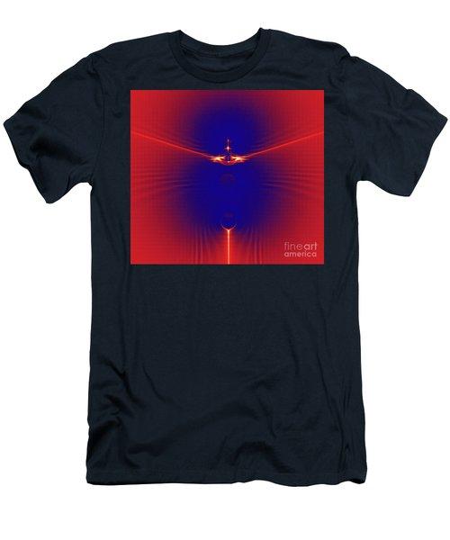 Color Meets Energy Men's T-Shirt (Athletic Fit)