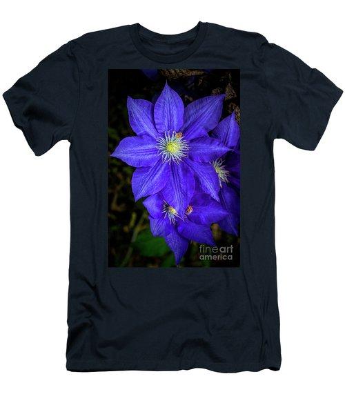 Color Me Purple Men's T-Shirt (Athletic Fit)