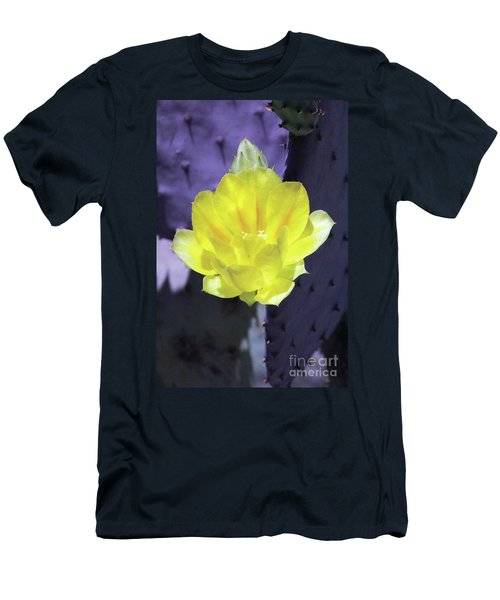 Contrast Men's T-Shirt (Slim Fit) by Alycia Christine