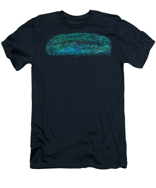 Cool Spin Men's T-Shirt (Athletic Fit)