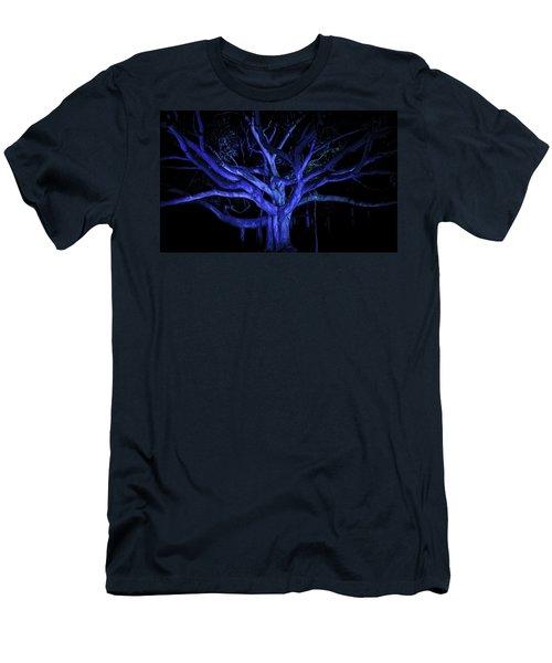 Coral Tree Men's T-Shirt (Slim Fit) by Jason Moynihan