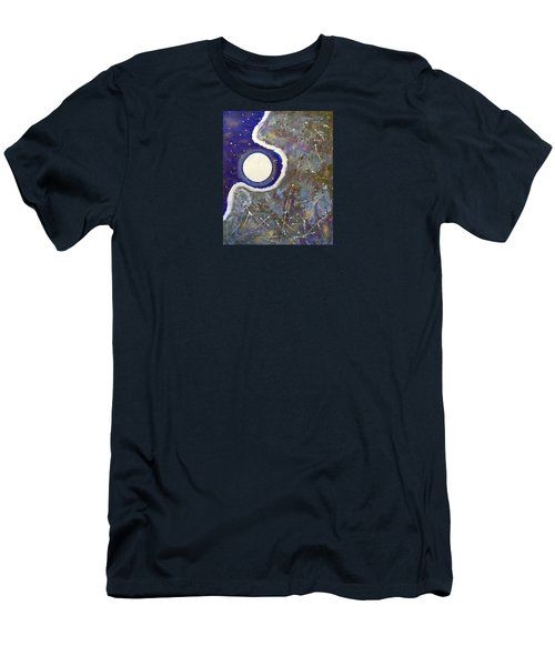 Cosmic Dust Men's T-Shirt (Athletic Fit)