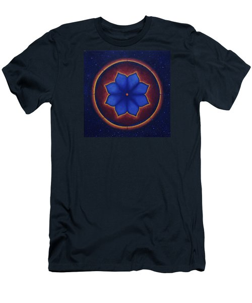Cosmic Harmony Men's T-Shirt (Athletic Fit)